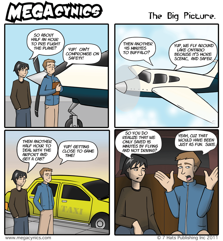 MegaCynics: The Big Picture (Feb 11, 2011)