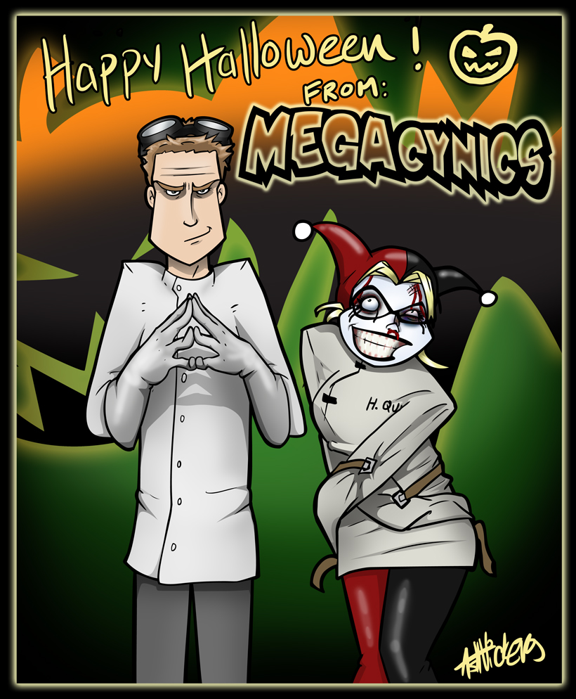 MegaCynics: Happy Halloween (Oct 31, 2011)