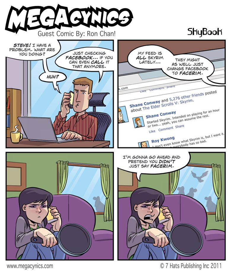 MegaCynics: SkyBook (Nov 25, 2011)