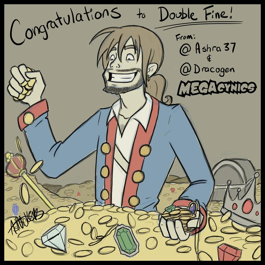 MegaCynics: Double Kick (Feb 9, 2012)