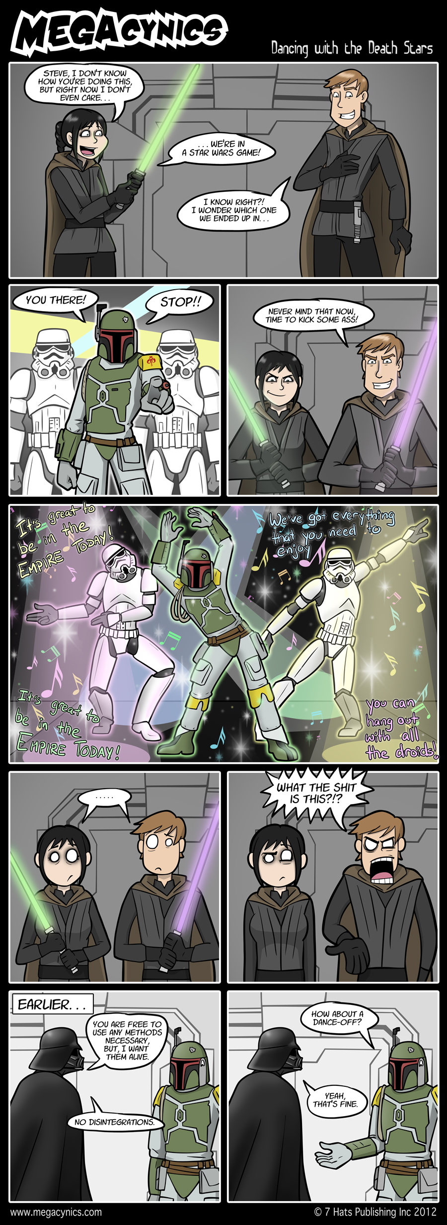 MegaCynics: Dancing with the Death Stars (Apr 13, 2012)