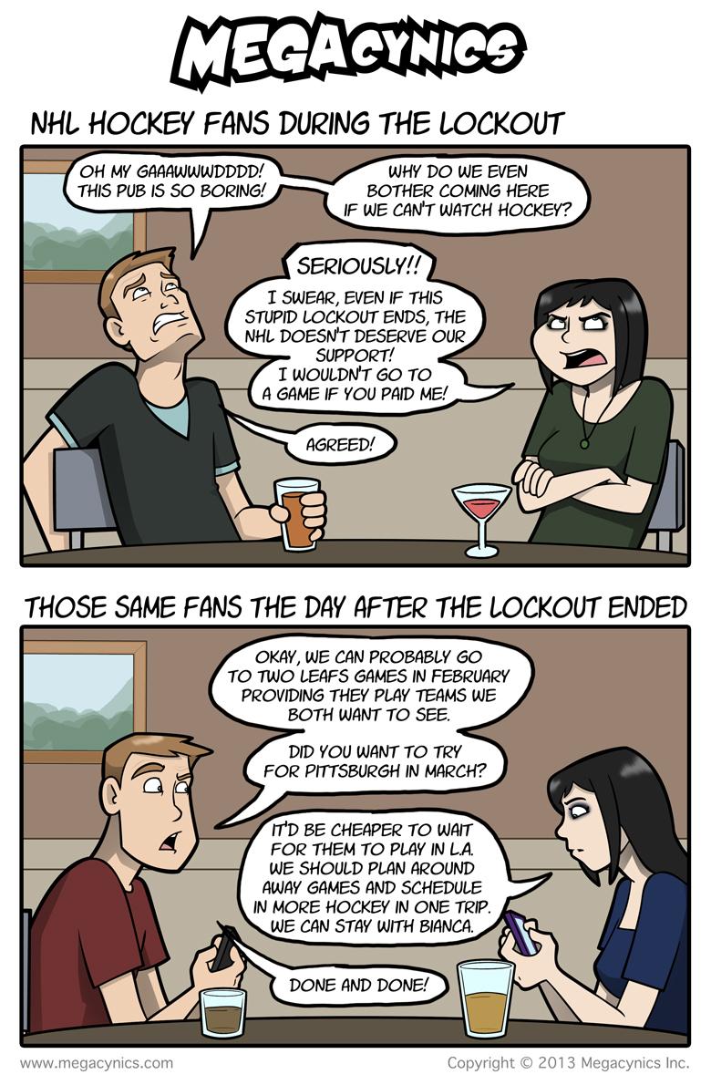 MegaCynics: The Lockout Ends (Jan 9, 2013)