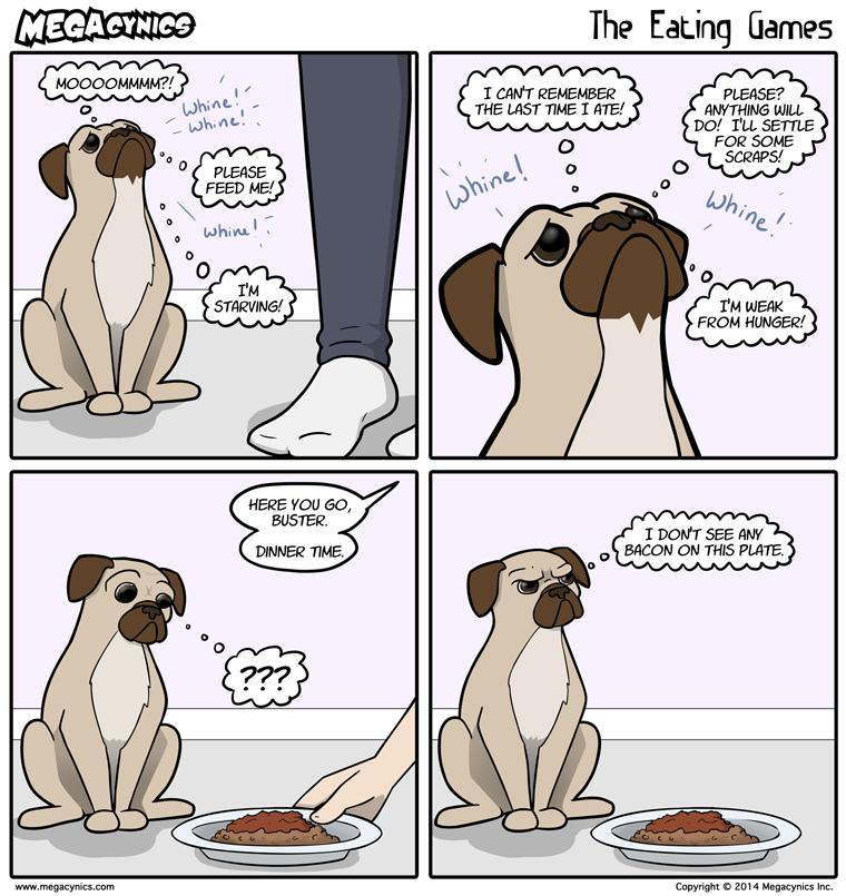 MegaCynics: The Eating Games (Jan 24, 2014)