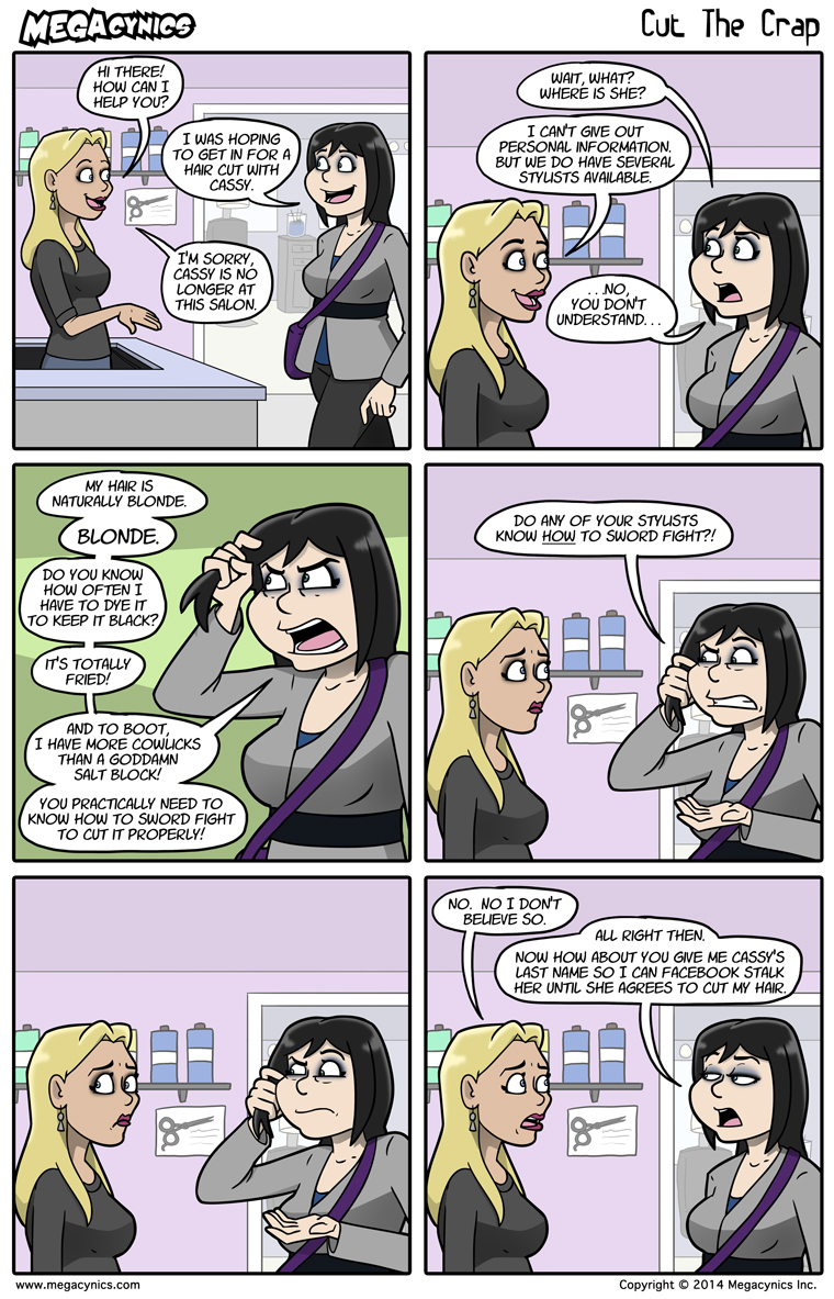 MegaCynics: Cut The Crap (Mar 21, 2014)