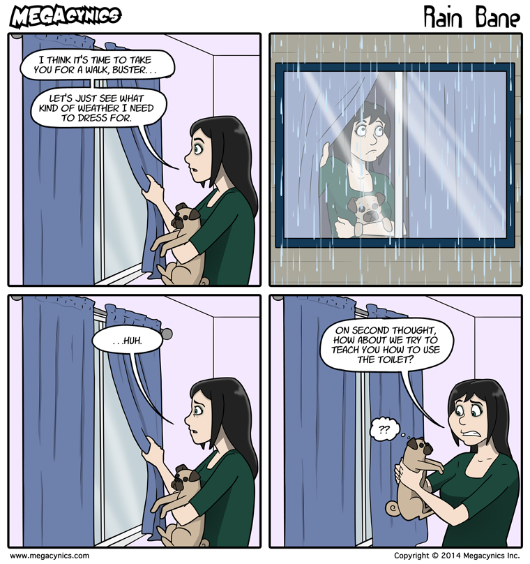 MegaCynics: Rain Bane (Oct 17, 2014)