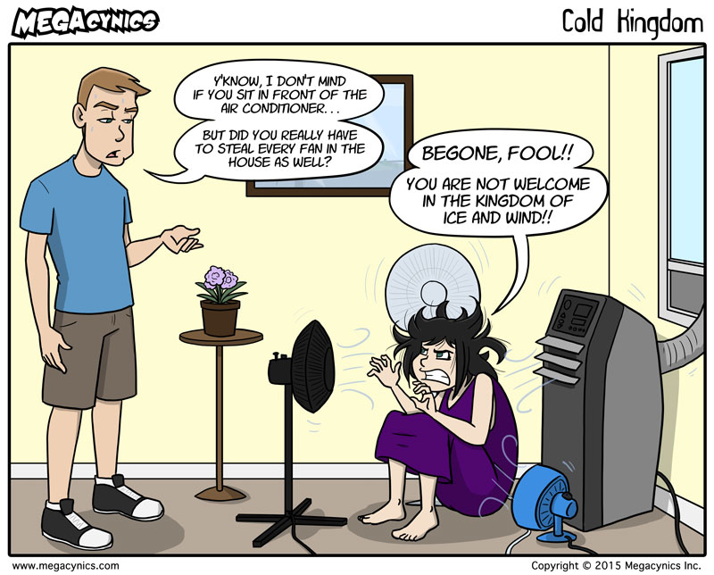 MegaCynics: Cold Kingdom (Jun 29, 2015)