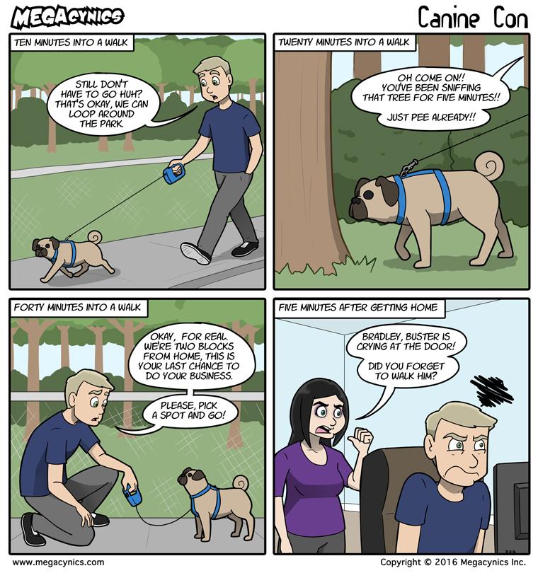 MegaCynics: Canine Con (Jun 27, 2016)