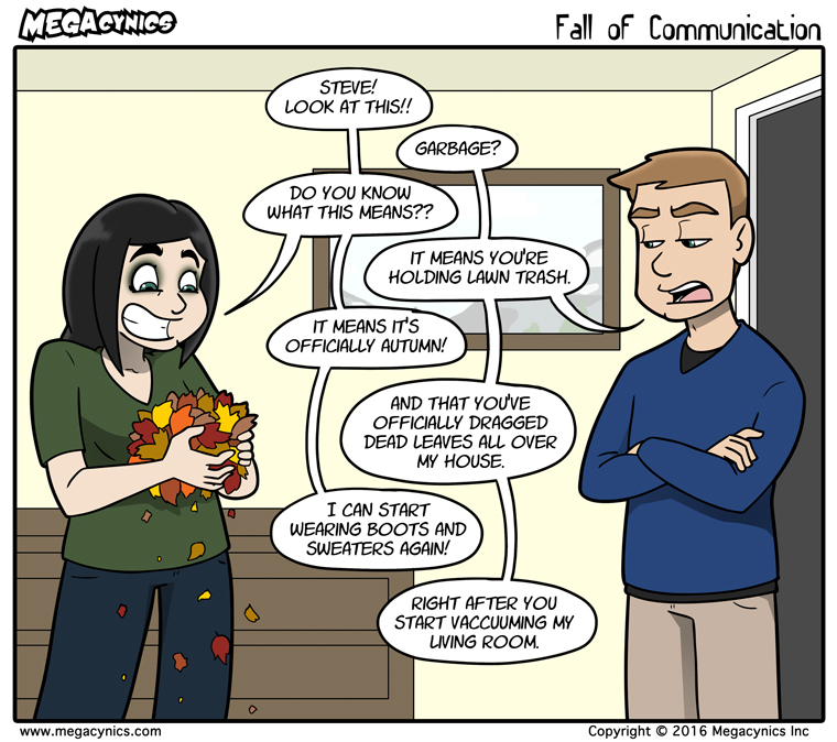 MegaCynics: Fall of Communication (Sep 5, 2016)