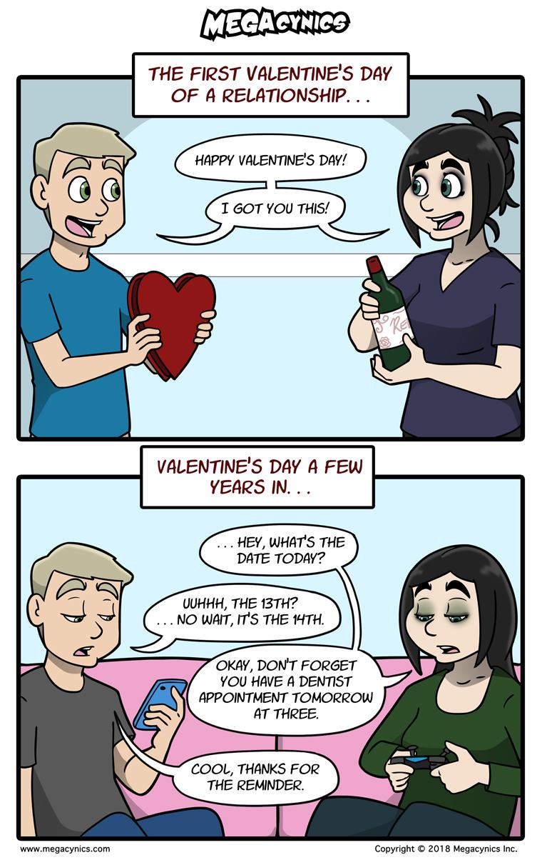 MegaCynics: The First Valentine's... (Feb 14, 2018)